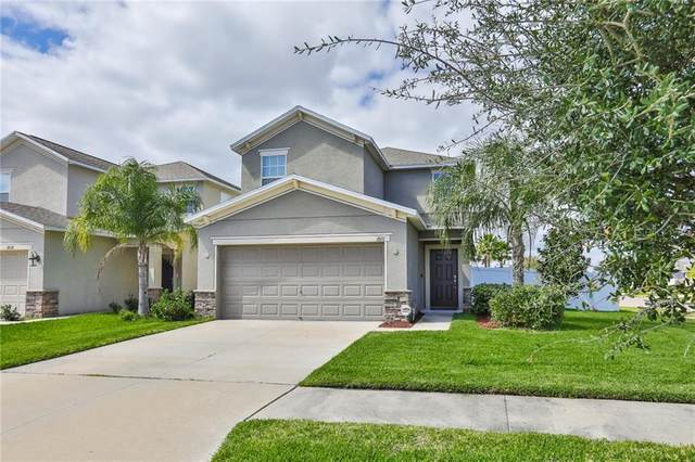 1810 Early Bird Place, Ruskin, FL 33570 (MLS #T3228337) :: Burwell Real Estate