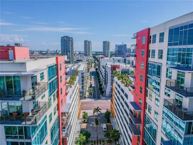 1208 E Kennedy Boulevard #1229, Tampa, FL 33602 (MLS #T3228436) :: The Duncan Duo Team