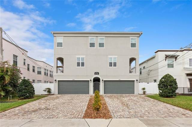 405 S Melville Avenue #4, Tampa, FL 33606 (MLS #T3228604) :: Zarghami Group