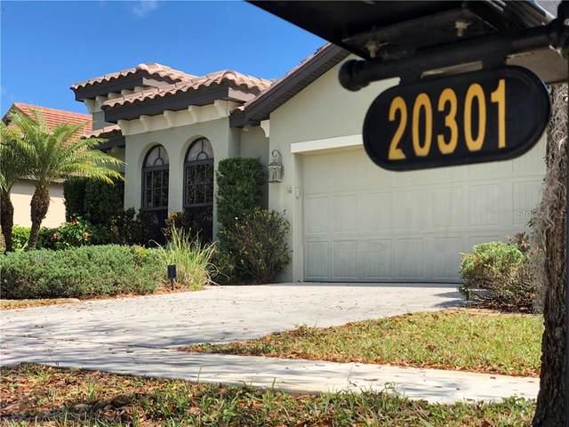 20301 Heritage Point Estate, Tampa, FL 33647 (MLS #T3229338) :: Team Bohannon Keller Williams, Tampa Properties