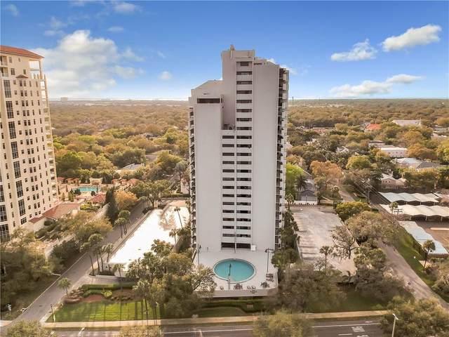 4141 Bayshore Boulevard #903, Tampa, FL 33611 (MLS #T3229376) :: The Duncan Duo Team