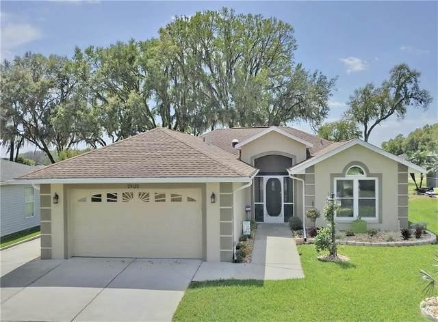 29132 Princeville Drive, San Antonio, FL 33576 (MLS #T3229399) :: Delgado Home Team at Keller Williams