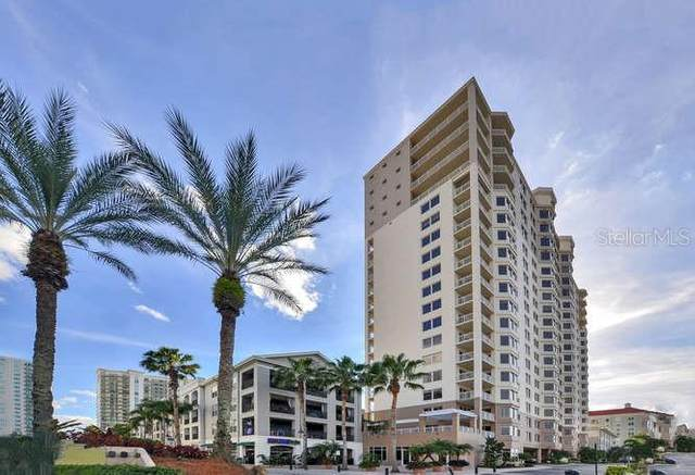 371 Channelside Walk Way Ph1601, Tampa, FL 33602 (MLS #T3229533) :: Alpha Equity Team