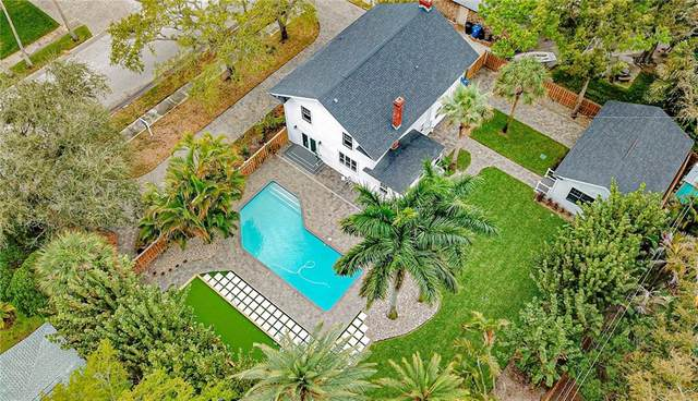1845 Nebraska Avenue NE, St Petersburg, FL 33703 (MLS #T3229596) :: Dalton Wade Real Estate Group
