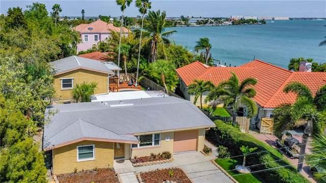 284 44TH Avenue, St Pete Beach, FL 33706 (MLS #T3229808) :: Lockhart & Walseth Team, Realtors