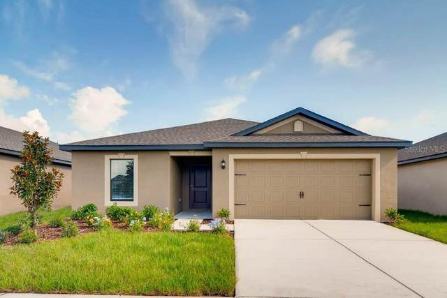 1105 Brenton Leaf Drive, Ruskin, FL 33570 (MLS #T3229960) :: Lockhart & Walseth Team, Realtors