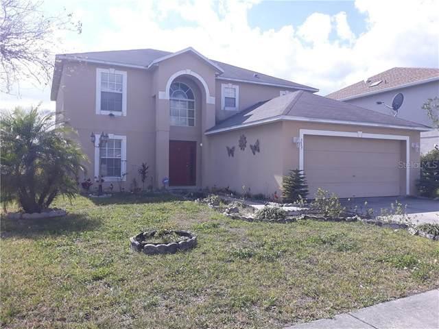 313 Thomasdale Avenue, Haines City, FL 33844 (MLS #T3230328) :: Keller Williams on the Water/Sarasota