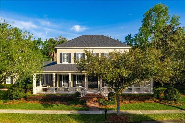 1217 Aquila Loop, Celebration, FL 34747 (MLS #T3230520) :: The Figueroa Team