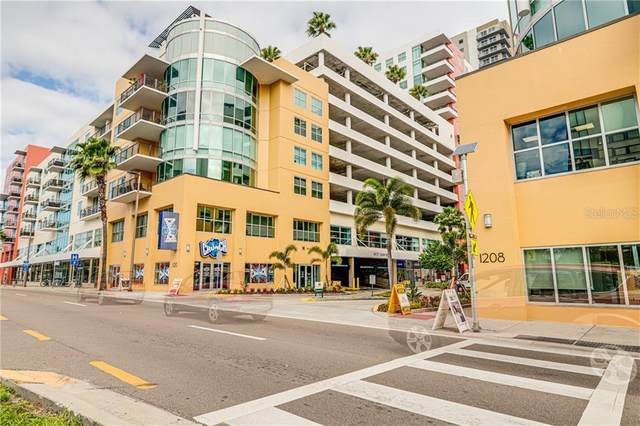 1208 E Kennedy Boulevard #829, Tampa, FL 33602 (MLS #T3230625) :: Gate Arty & the Group - Keller Williams Realty Smart