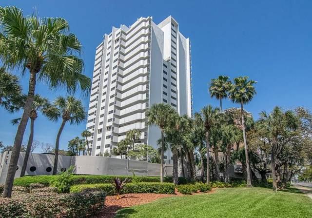 4141 Bayshore Boulevard #1202, Tampa, FL 33611 (MLS #T3231025) :: Your Florida House Team