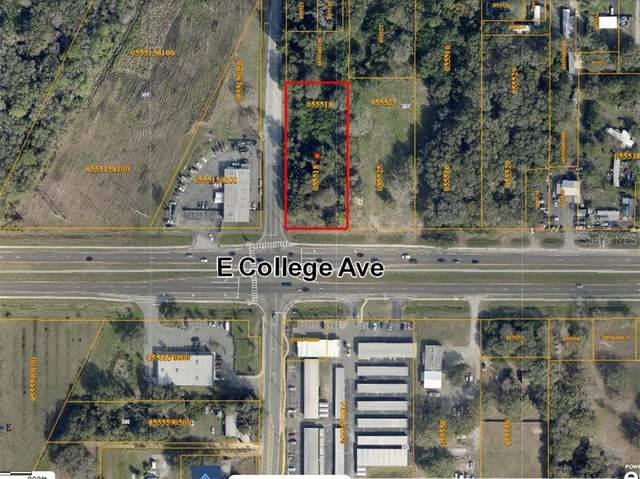 0000 College Ave - N.E. Cnr. E College Ave & 504 21St S SE, Ruskin, FL 33570 (MLS #T3231551) :: Southern Associates Realty LLC