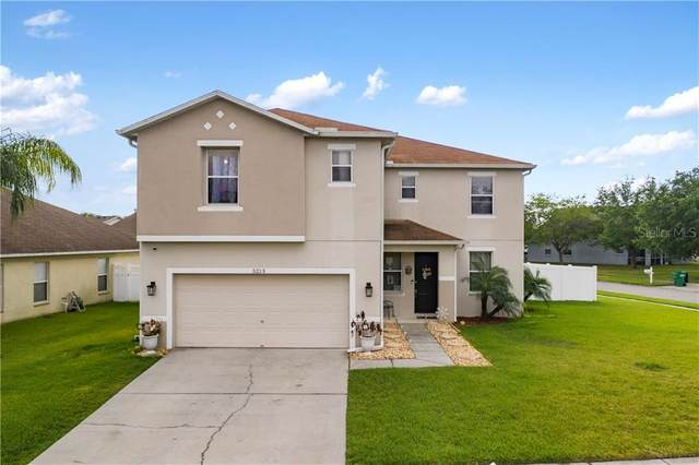 5213 Prairie View Way, Wesley Chapel, FL 33545 (MLS #T3231609) :: Griffin Group