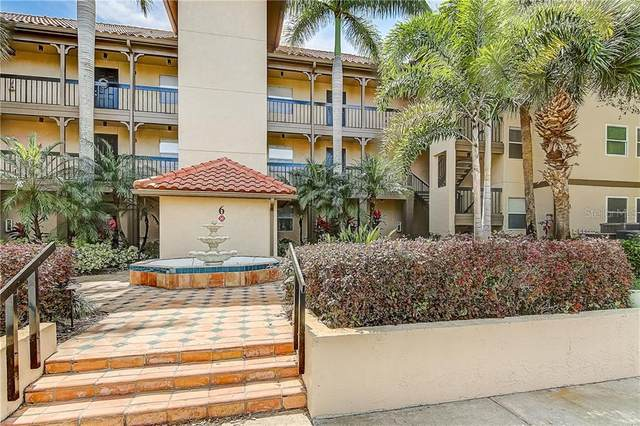 2400 Feather Sound Drive #635, Clearwater, FL 33762 (MLS #T3231611) :: Team Borham at Keller Williams Realty