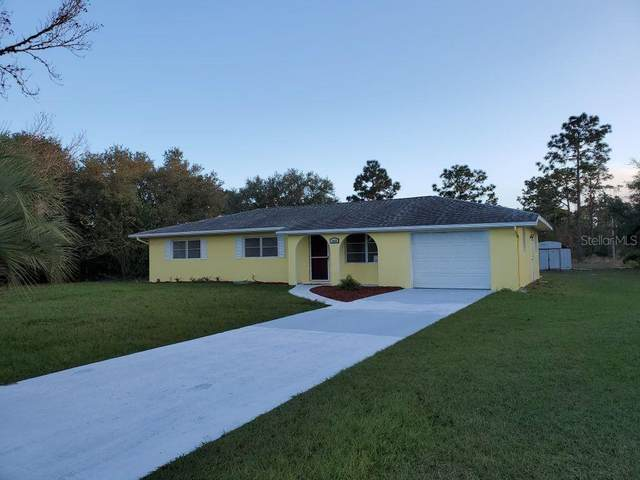 3561 Park Avenue, Indian Lake Estates, FL 33855 (MLS #T3231645) :: Lockhart & Walseth Team, Realtors