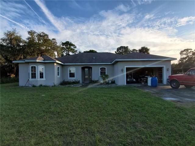 10922 Hudson Avenue, Hudson, FL 34669 (MLS #T3231650) :: Your Florida House Team