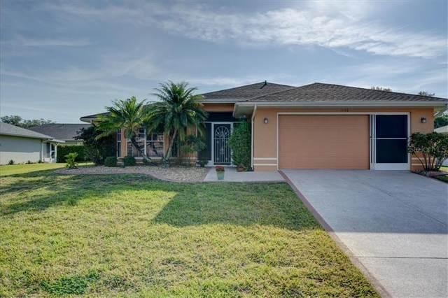 11116 Twosome Drive, San Antonio, FL 33576 (MLS #T3231911) :: Delgado Home Team at Keller Williams