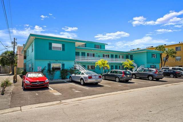 504 67TH Avenue #8, St Pete Beach, FL 33706 (MLS #T3231956) :: Heckler Realty
