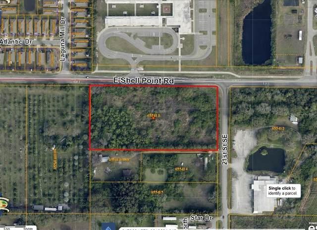 209 21ST Street SE, Ruskin, FL 33570 (MLS #T3232076) :: The Lersch Group
