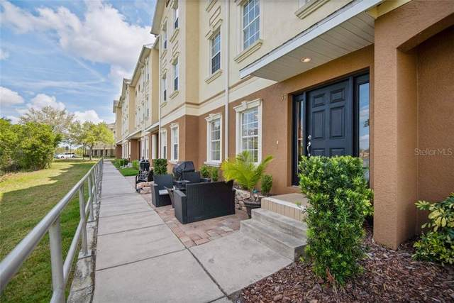 10144 Arbor Run Drive #33, Tampa, FL 33647 (MLS #T3232106) :: Team Bohannon Keller Williams, Tampa Properties