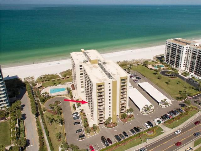 1480 Gulf Boulevard #211, Clearwater, FL 33767 (MLS #T3232183) :: The Duncan Duo Team