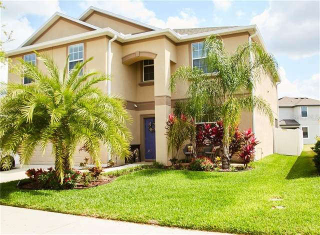 12324 Ballentrae Forest Drive, Riverview, FL 33579 (MLS #T3232504) :: The Duncan Duo Team