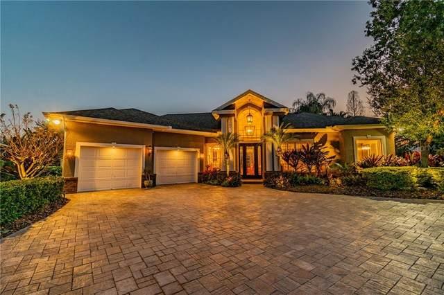 4314 Beau Rivage Circle, Lutz, FL 33558 (MLS #T3232732) :: Kendrick Realty Inc