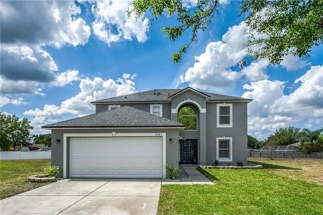 13401 Copper Head Drive, Riverview, FL 33569 (MLS #T3232834) :: The Duncan Duo Team