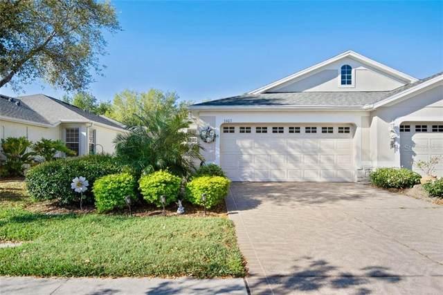 3403 Chapel Creek Circle, Wesley Chapel, FL 33544 (MLS #T3232916) :: Team Bohannon Keller Williams, Tampa Properties