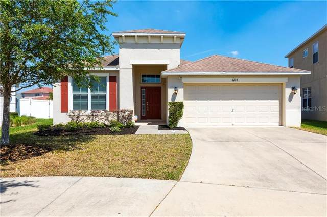 7204 Morningsgate Way, Riverview, FL 33578 (MLS #T3233247) :: Griffin Group