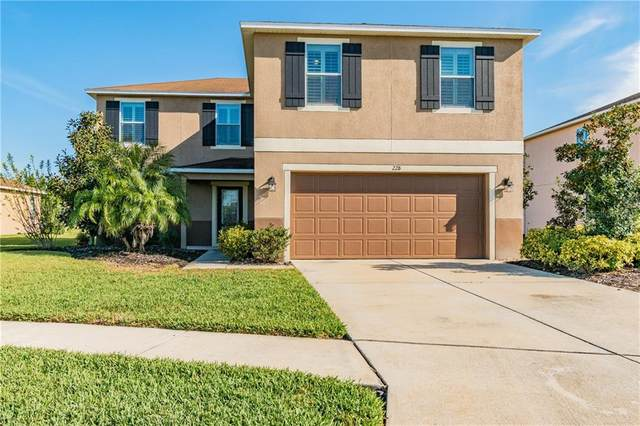 228 Star Shell Drive, Apollo Beach, FL 33572 (MLS #T3233500) :: Team Bohannon Keller Williams, Tampa Properties