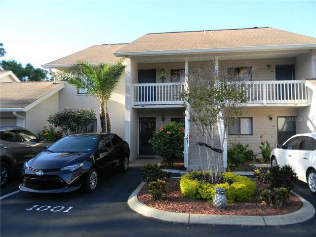 3703 Greenery Court #103, Tampa, FL 33618 (MLS #T3233609) :: The Duncan Duo Team