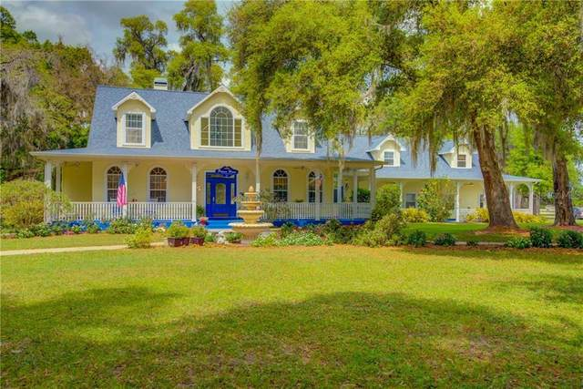 2221 Hinton Ranch Road, Lithia, FL 33547 (MLS #T3233776) :: Key Classic Realty