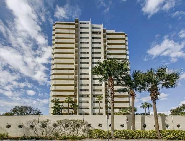 4141 Bayshore Boulevard #506, Tampa, FL 33611 (MLS #T3233947) :: The Duncan Duo Team