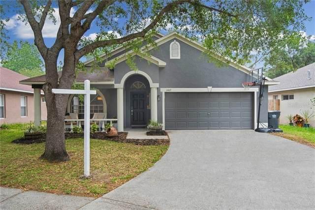 1407 Trail Boss Lane, Brandon, FL 33511 (MLS #T3234000) :: Gate Arty & the Group - Keller Williams Realty Smart