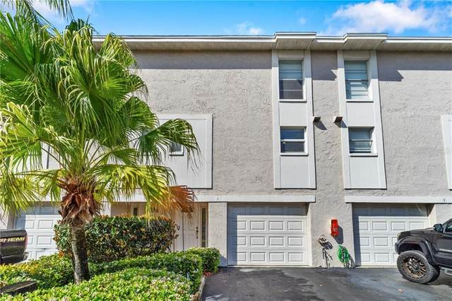 255 Capri Circle N #3, Treasure Island, FL 33706 (MLS #T3234030) :: Lockhart & Walseth Team, Realtors
