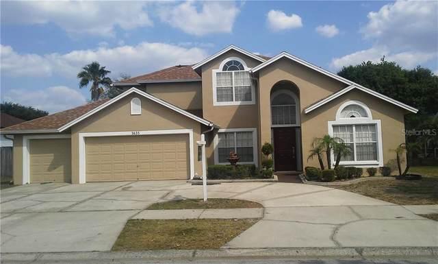 1635 Ledgestone Drive, Brandon, FL 33511 (MLS #T3234151) :: Team Bohannon Keller Williams, Tampa Properties