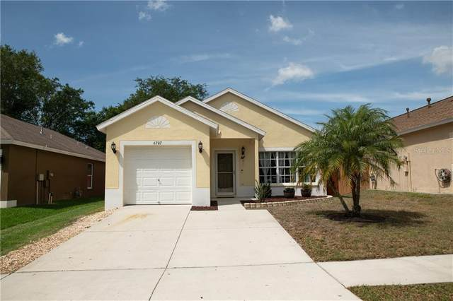 6707 Summer Haven Drive, Riverview, FL 33578 (MLS #T3234203) :: Team Bohannon Keller Williams, Tampa Properties