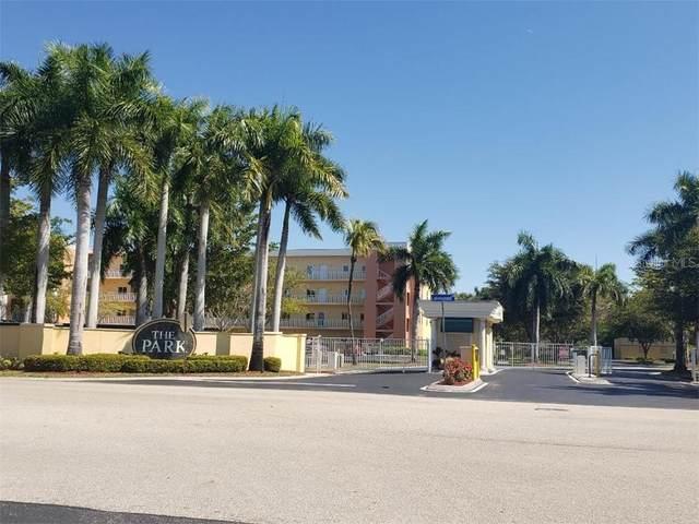 14801 Park Lake Drive #104, Fort Myers, FL 33919 (MLS #T3234278) :: Pepine Realty
