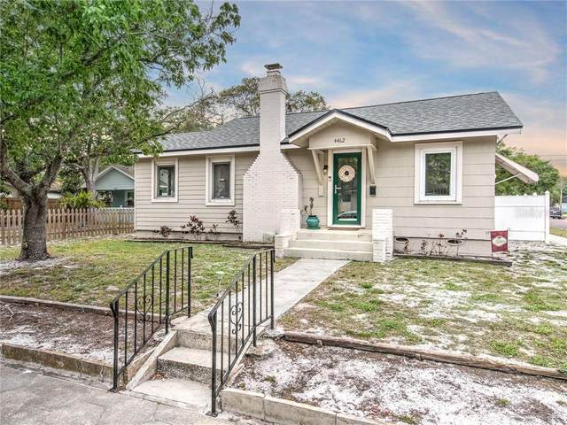 4462 3RD Avenue N, St Petersburg, FL 33713 (MLS #T3234302) :: Medway Realty