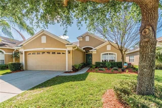 3615 Morgans Bluff Court, Land O Lakes, FL 34639 (MLS #T3234327) :: Team Bohannon Keller Williams, Tampa Properties