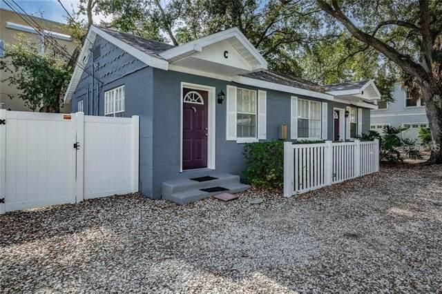 401 S Newport Avenue C, Tampa, FL 33606 (MLS #T3234334) :: Team Bohannon Keller Williams, Tampa Properties