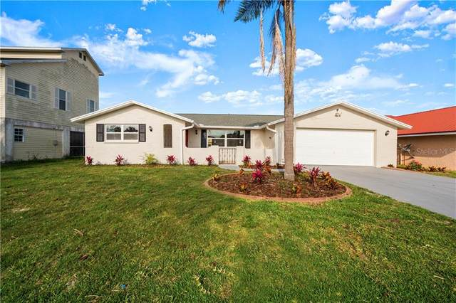 9837 Island Harbor Drive, Port Richey, FL 34668 (MLS #T3234352) :: Cartwright Realty