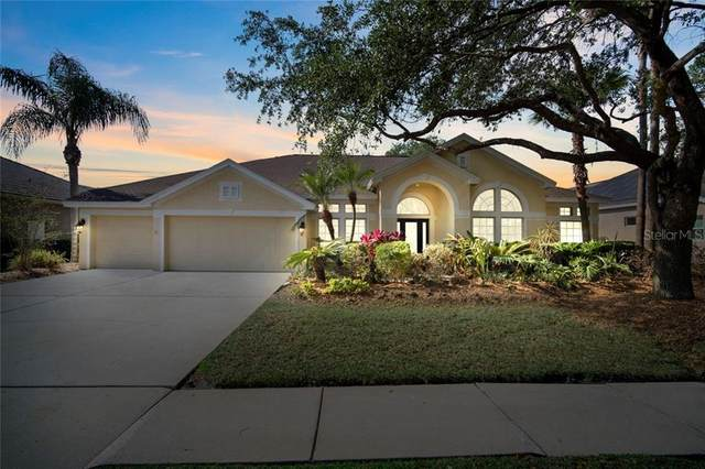5406 Reflections Boulevard, Lutz, FL 33558 (MLS #T3234362) :: Delgado Home Team at Keller Williams