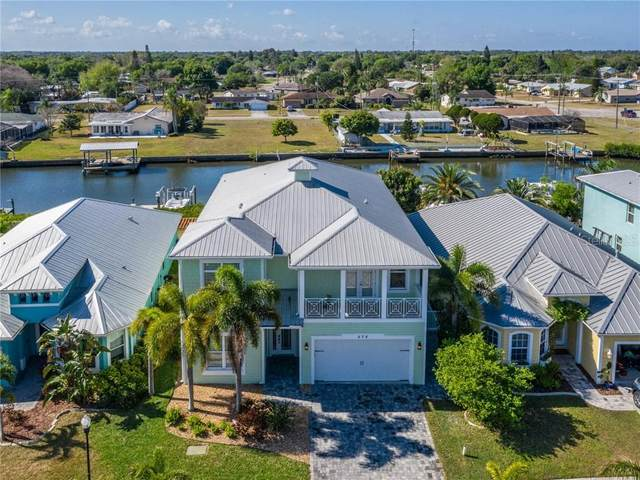 572 Bimini Bay Boulevard, Apollo Beach, FL 33572 (MLS #T3234389) :: Team Bohannon Keller Williams, Tampa Properties