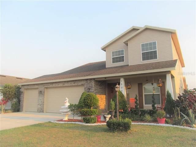 1207 Lavender Jewel Court, Plant City, FL 33563 (MLS #T3234534) :: Griffin Group