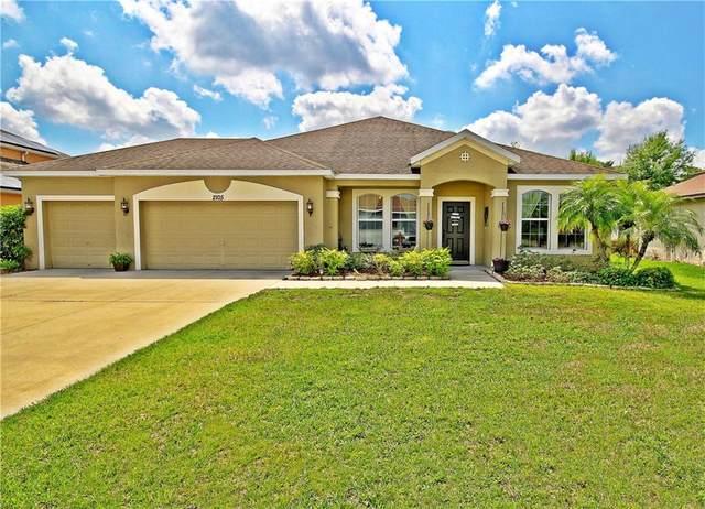 2105 Via Napoli Street, Plant City, FL 33566 (MLS #T3234571) :: Gate Arty & the Group - Keller Williams Realty Smart