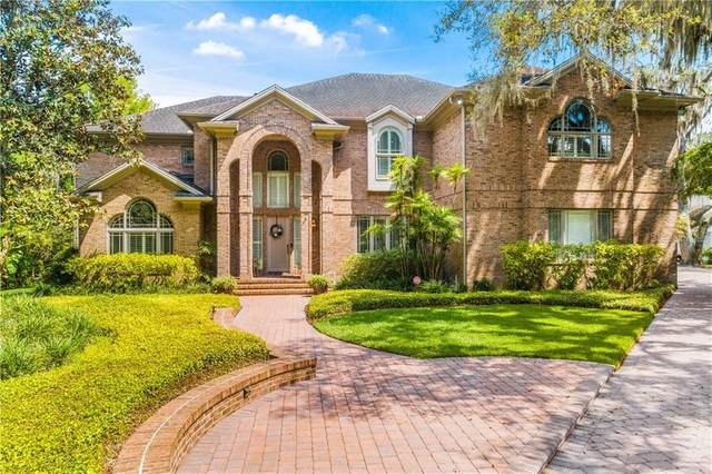 16305 Indian Mound Road, Tampa, FL 33618 (MLS #T3234600) :: Premium Properties Real Estate Services