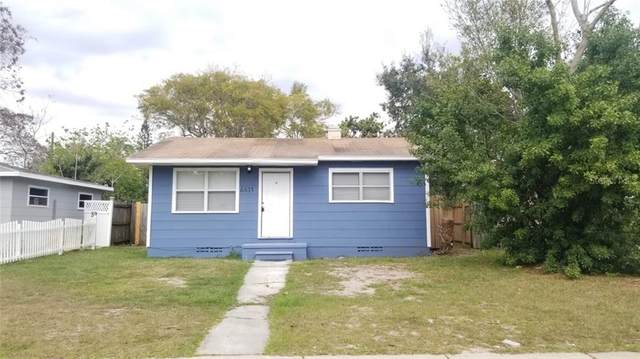 4611 20TH Avenue S, St Petersburg, FL 33711 (MLS #T3234651) :: Team Borham at Keller Williams Realty