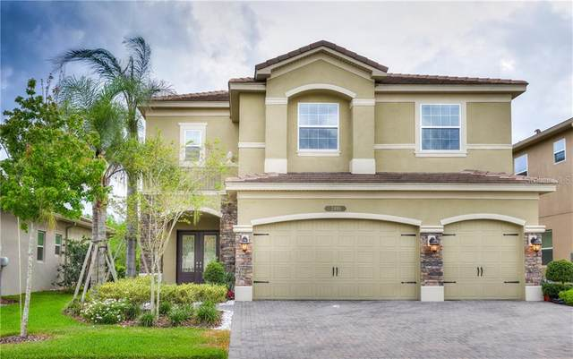 2495 Oakwood Preserve Drive, Wesley Chapel, FL 33543 (MLS #T3234733) :: Griffin Group