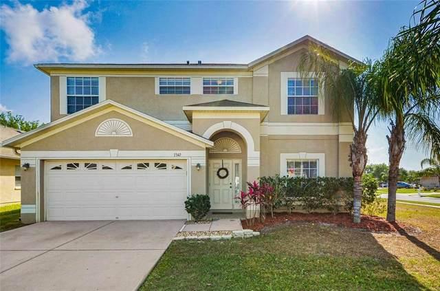 7342 Tower Bridge Drive, Wesley Chapel, FL 33545 (MLS #T3234741) :: Premier Home Experts